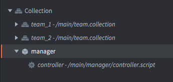 manager object